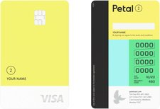 Tarjeta de crédito Petal 2