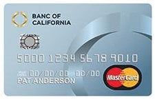 Banc of California Platinum Masterdcard®