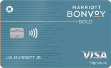 Chase Marriott Bonvoy Bold Credit Card