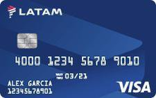 LATAM Visa® Secured Card
