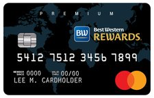 Best Western Rewards® Premium Mastercard®