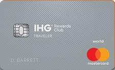 IHG&® Rewards Club Traveler Credit Card