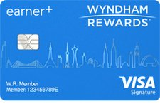 Wyndham Rewards® Earner℠ Plus Credit Card