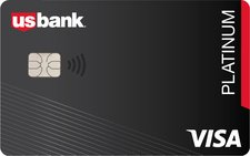 US Bank Visa Platinum Credit Card