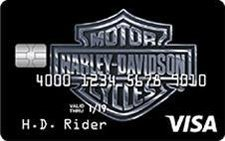 US Bank Harley-Davidson Visa Secured Credit Card