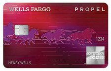 Wells Fargo Propel American Express® Credit Card