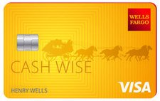 Wells Fargo Cash Wise Card Offer Details Nerdwallet