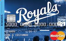 Commerce Bank Kansas City Royals with Rewards Credit Card