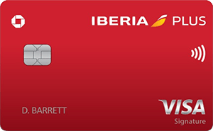 Tarjeta Iberia Visa Signature®