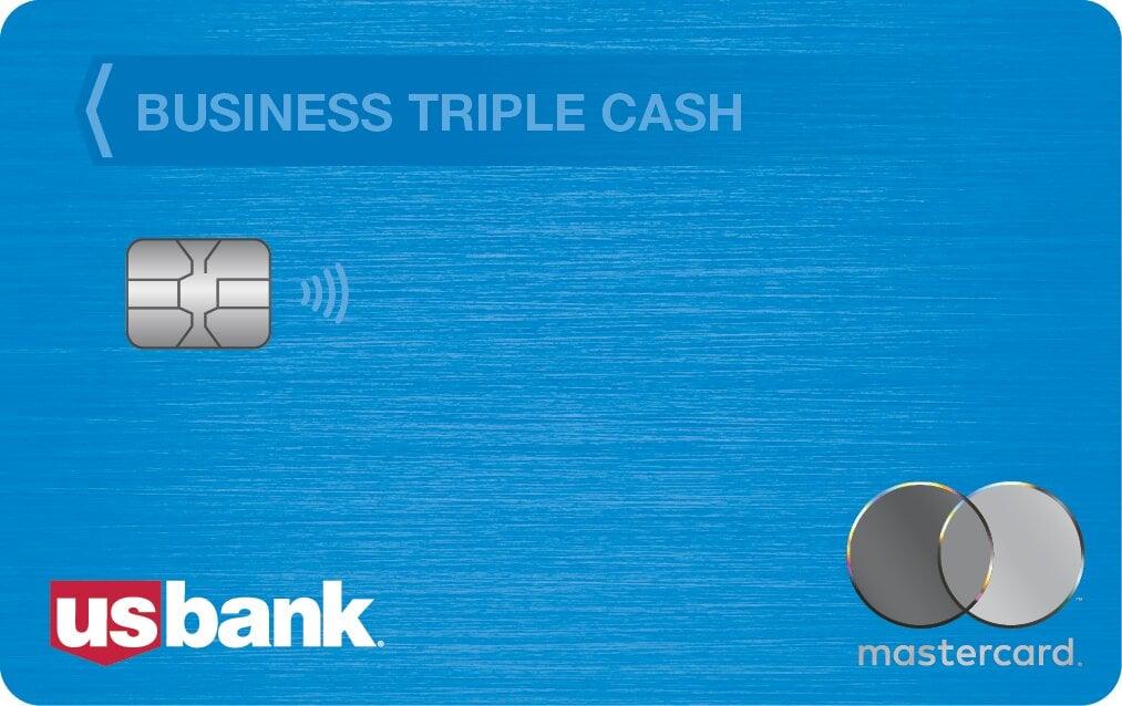 U.S. Bank Business Triple Cash Rewards World Elite™ Mastercard