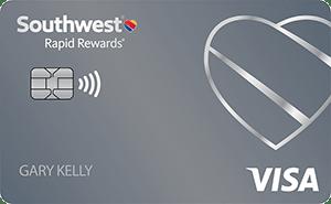 Chase Southwest Rapid Rewards® Plus Credit Card