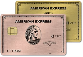 American Express Premier Rewards Gold Credit Card
