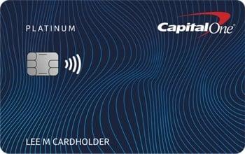 Capital One Platinum Credit Card Credit Card