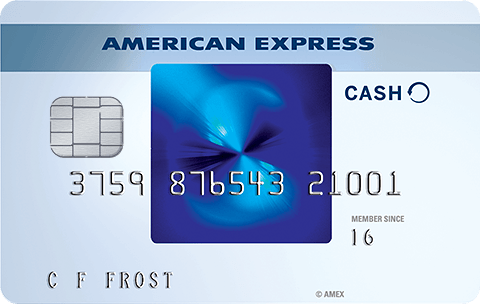 American Express Blue Cash Everyday Credit Card