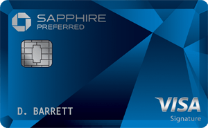 Chase Sapphire Preferred Credit Card