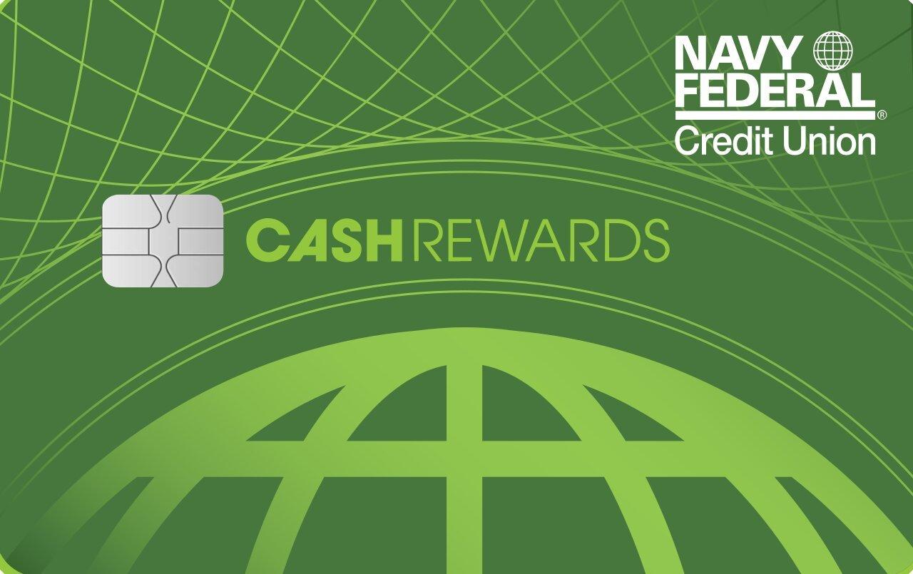 Navy Federal Credit Union Cashrewards Credit Card