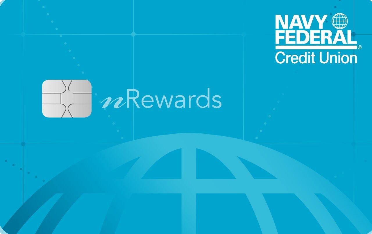 Navy Federal Credit Union Nrewards Secured Credit Card