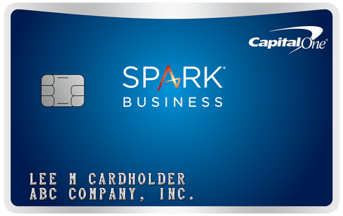 Capital One Spark Miles Credit Card