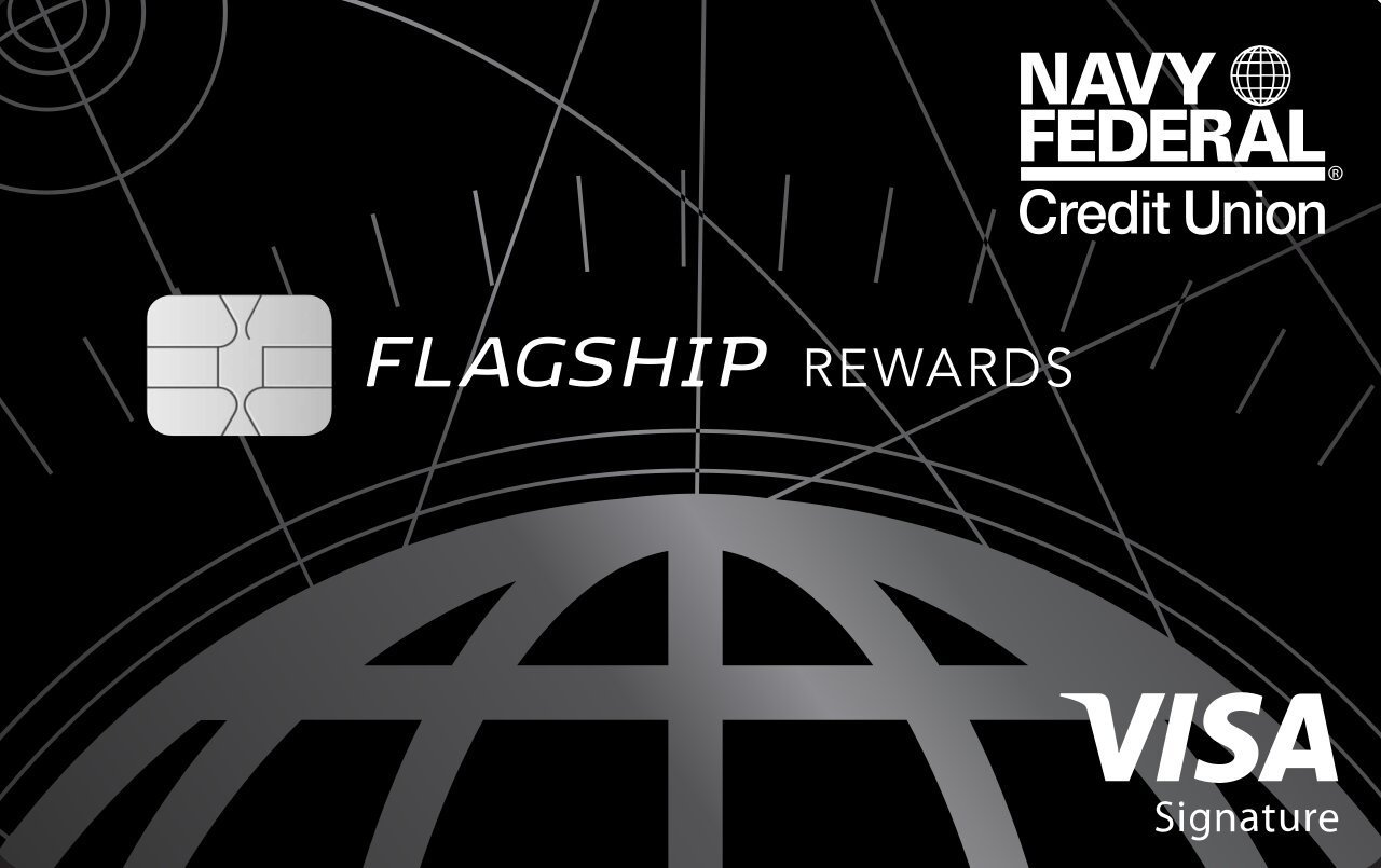 Navy Federal Credit Union Flagship Rewards Credit Card