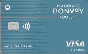 Chase Marriott Bonvoy Bold Credit Card