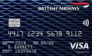 Tarjeta de crédito Chase British Airways