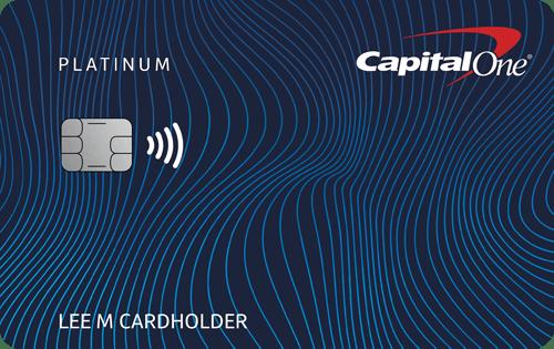 Capital One Platinum Secured Credit Card