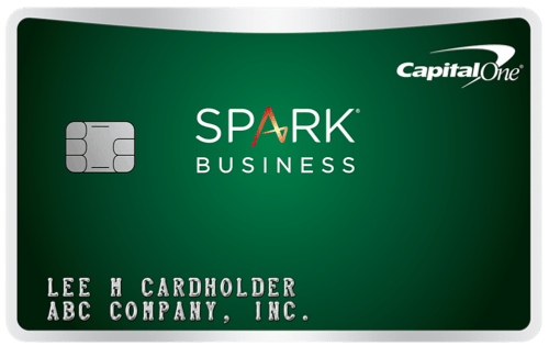 Capital One Spark Cash Credit Card