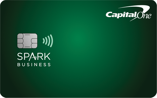 Capital One Spark Cash Select - $500 Cash Bonus
