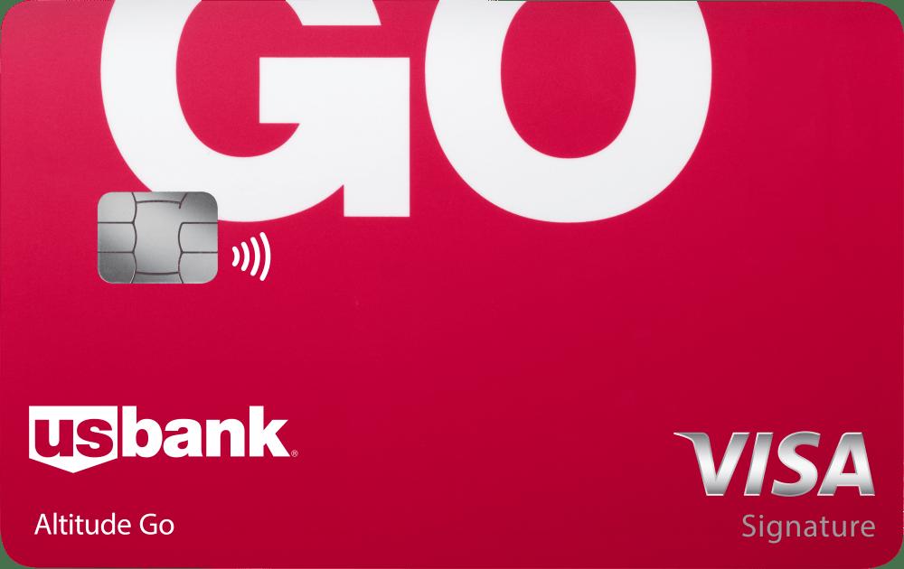 U.S. Bank Altitude® Go Visa Signature® Card