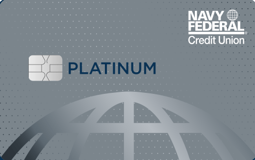 Navy Federal Credit Union Platinum Credit Card