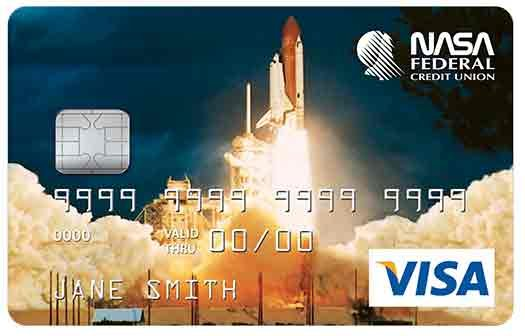 NASA Federal Credit Union Classic Credit Card