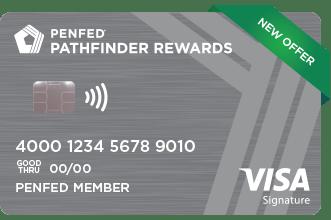 PenFed Pathfinder® Card