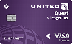 Chase United Quest Credit Card