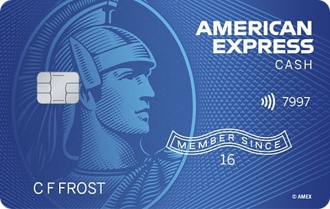 American Express Cash Magnet℠ Card