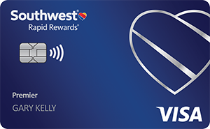 Chase Southwest Rapid Rewards® Premier Credit Card