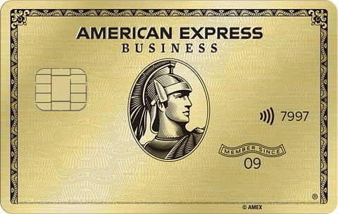American Express Business Gold Rewards Card from American Express OPEN Credit Card