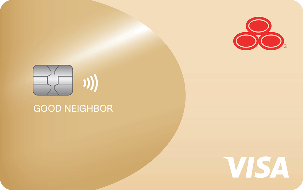 State Farm Good Neighbor Visa Card
