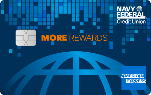 Navy Federal Credit Union® More Rewards American Express® Credit Card