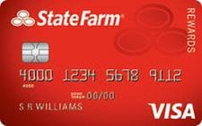 State Farm Platinum Rewards Visa Credit Card Credit Card
