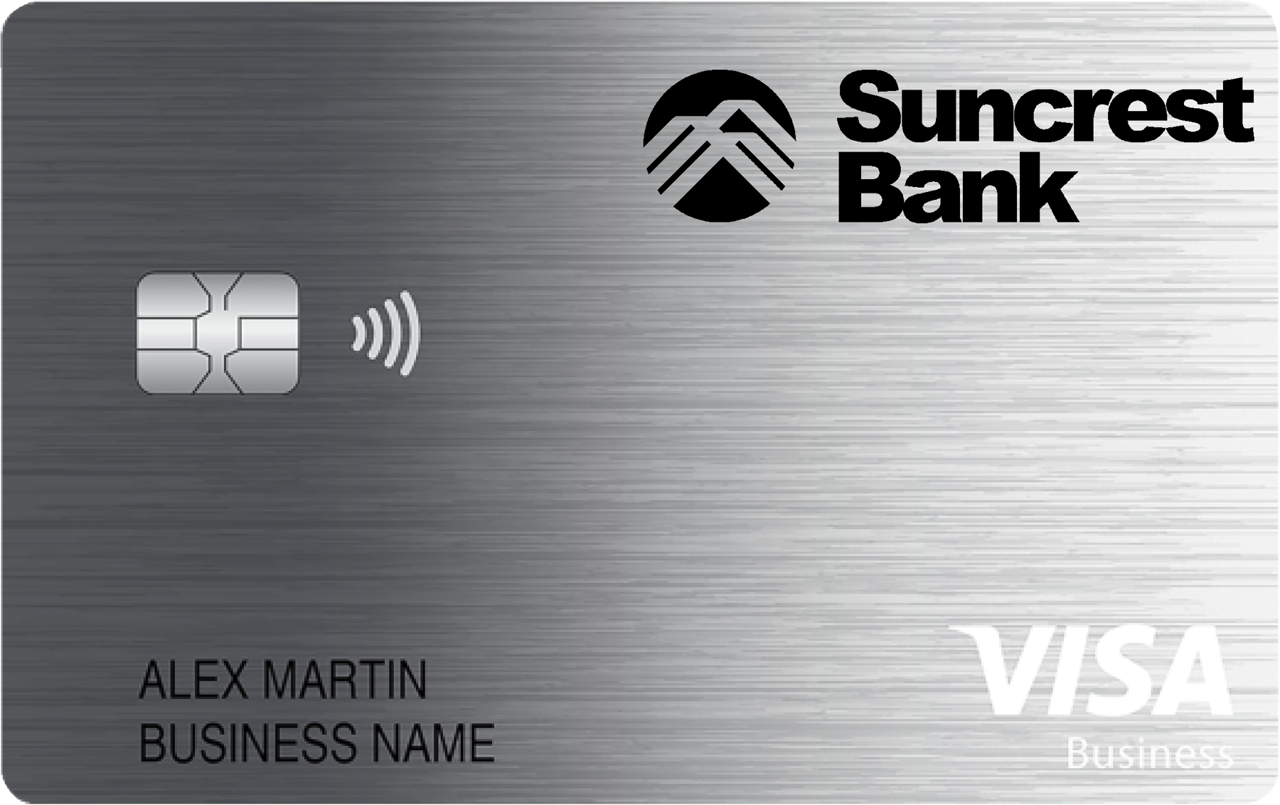 Suncrest Bank Business Platinum Visa® Credit Card