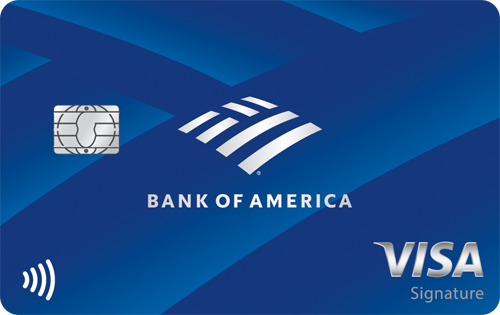 Bank of America Travel Rewards® Credit Card
