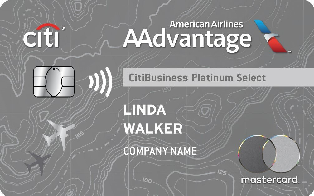Citibank CitiBusiness AAdvantage Business Credit Card