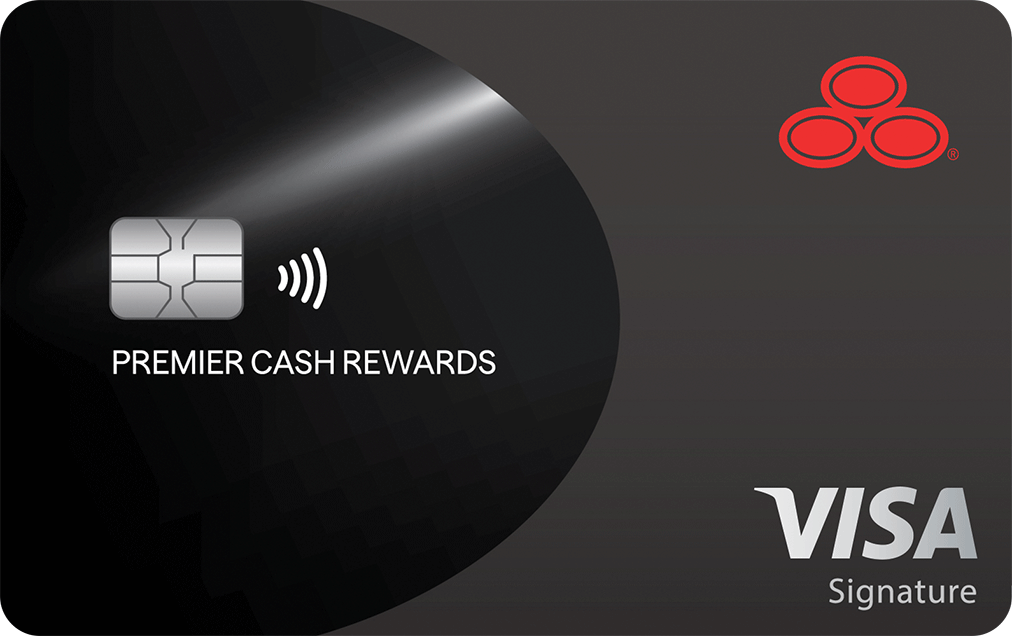 State Farm® Premier Cash Rewards Visa Signature® Card