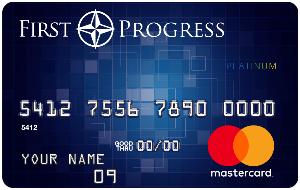 First Progress Platinum Prestige Credit Card