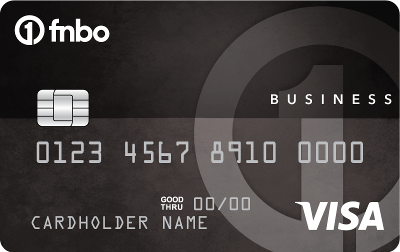 First National Bank of Omaha Business Edition Secured Visa® Card