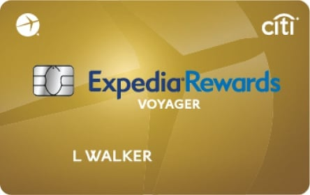 Expedia® Rewards Voyager Card