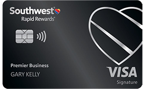 Southwest Rapid Rewards® Premier Business Credit Card""