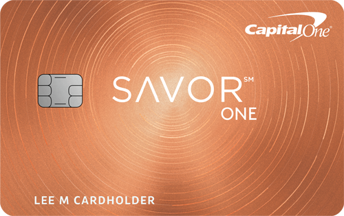 Capital One® SavorOneSM Cash Rewards Credit Card