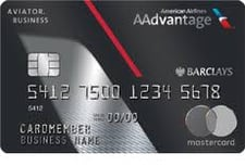 AAdvantage® Aviator® Business Mastercard®