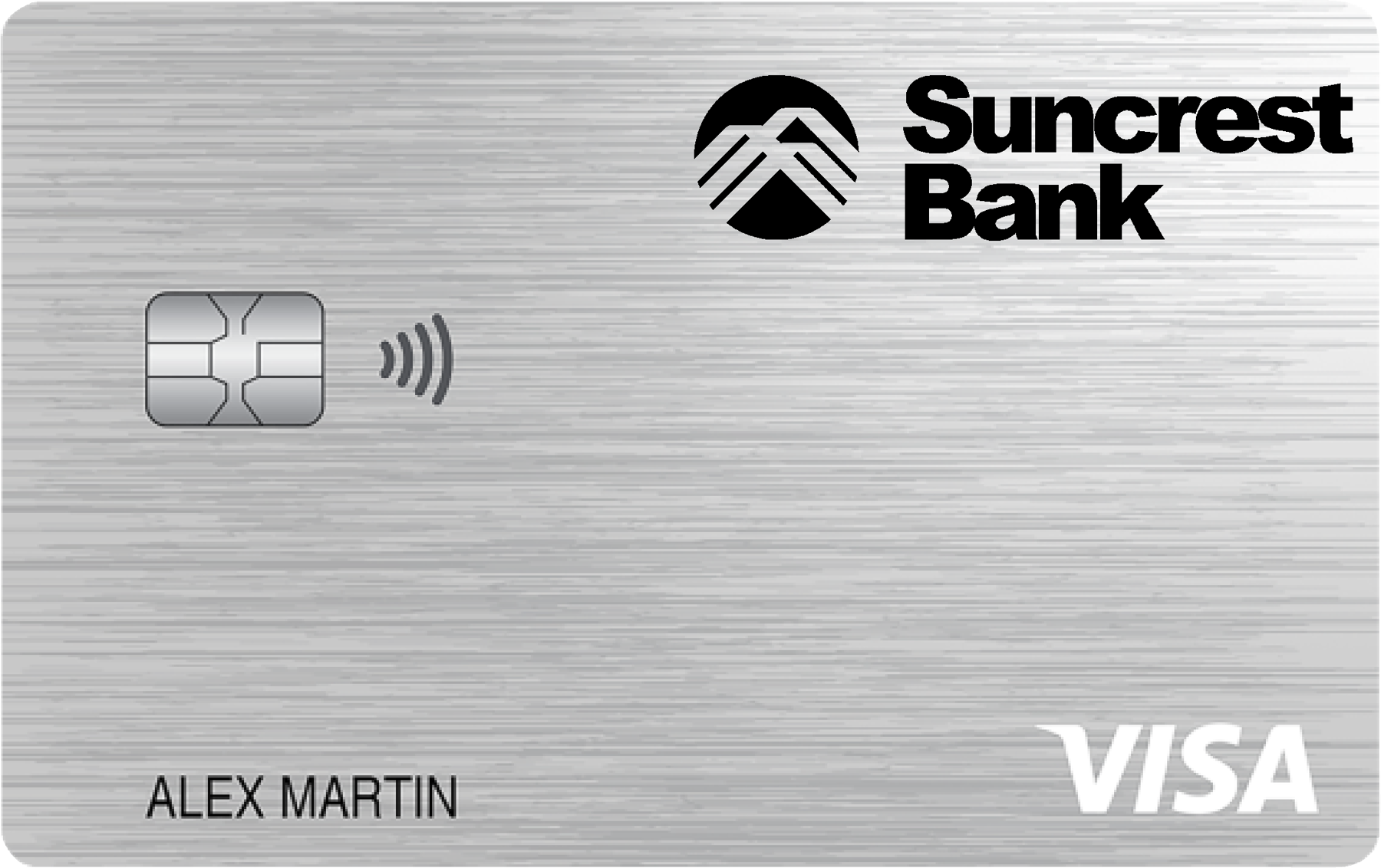 Suncrest Bank Platinum Card
